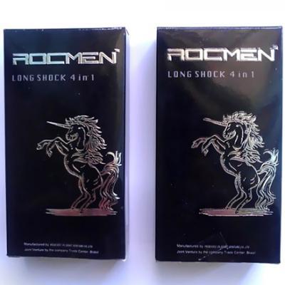 5 Hộp Rocmen 4 in 1 chính hãng