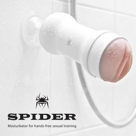 Âm đạo giả spider wiless có rung giá rẻ