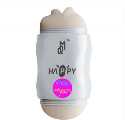 Âm đạo hít tường Happy