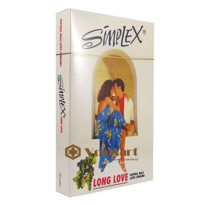 Bao cao su Simplex