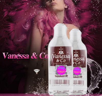 Sản phẩm Gel bôi trơn gia đình Vanessa & Co