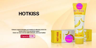 Sản phẩm Gel bôi trơn hương chuối Hot Kiss