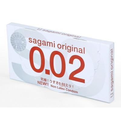 Sagami Original 0.02 siêu mõng