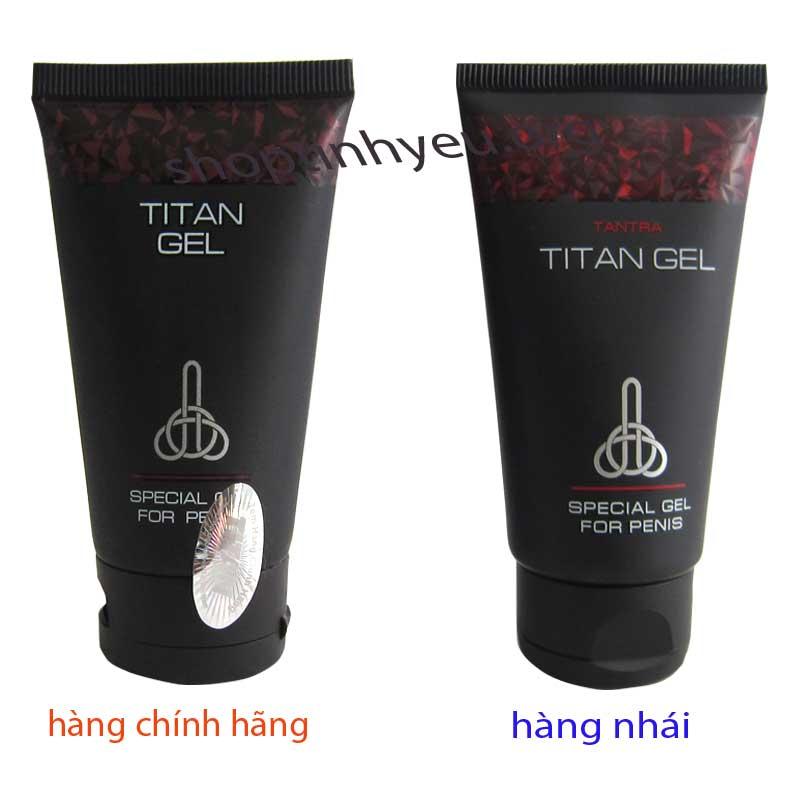 gia san pham titan gel