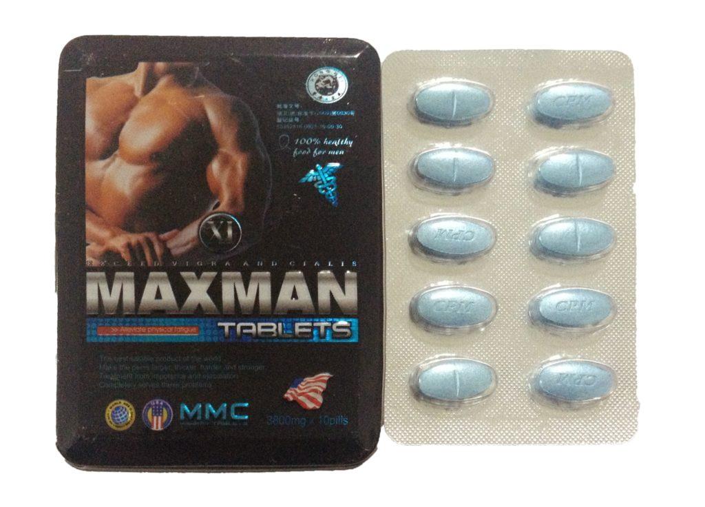 Cường dương maxman