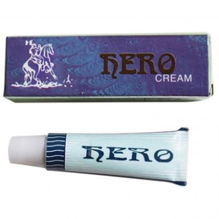 6 tuýp gel HERO CREAM chống xuất tinh sớm cho phái mạnh chính hãng