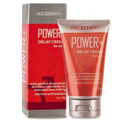 Gel bôi trơn trị xuất tinh sớm Power Delay Cream