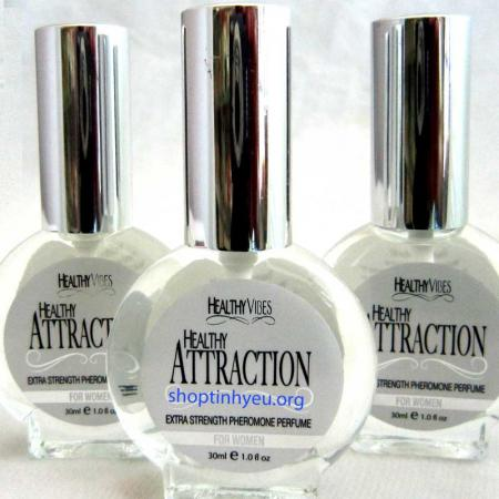 Healthy Attraction nước hoa kích thích tình dục