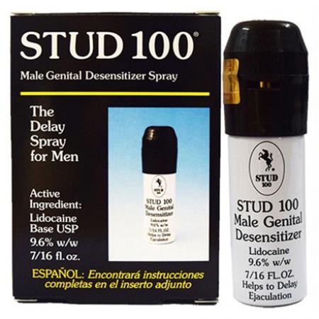 Thuốc xịt STUD 100 kéo dài quan hệ với vợ đến 30 phút hàng hiệu